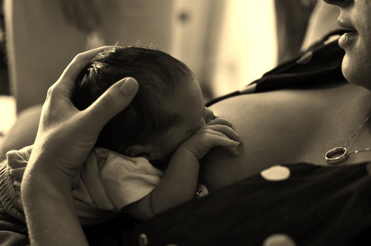 alimentazione e allattamento
